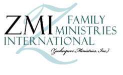 ZMI Family Ministries International proud sponsor