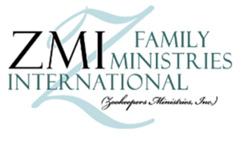 ZMI Family Ministries International proud sponsor